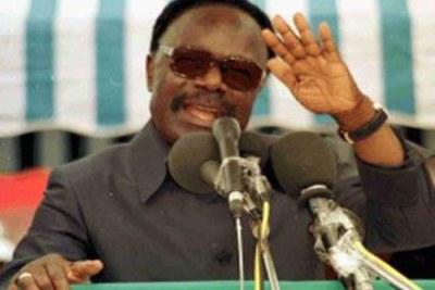 Omar Bongo accusé d'avoir détourné une trentaine de millions d'euros