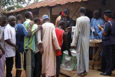 Struggling For Fair Elections in Nigeria