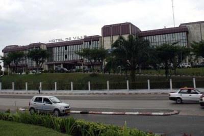 Hôtel de ville de Libreville, siège de la mairie de la capitale gabonaise