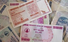 dollarization in zimbabwe