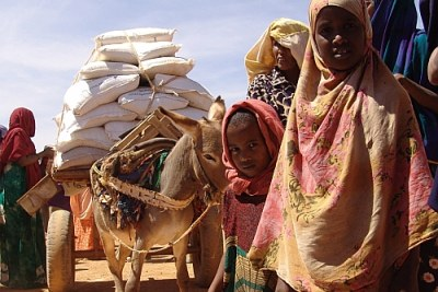 Some 3.6 million people in Somalia depend on humanitarian assistance.