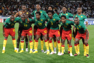 (Photo archive) - L'une des plus remarquables sélections de l'équipe camerounaise
