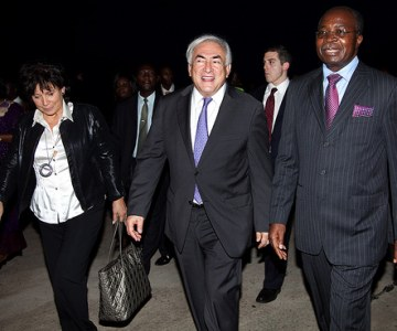 IMF Managing Director Completes Three-Nation Trip to Africa