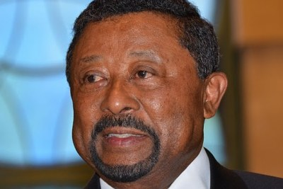 Jean Ping, chairman of the African Union Commission
