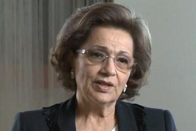 Suzanne Mubarak.