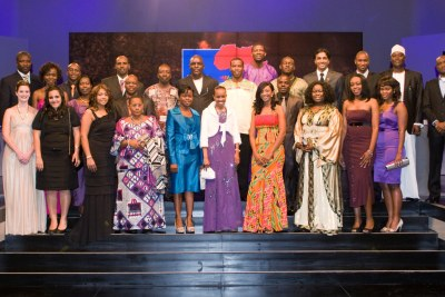 Finalists and winners of the CNN MultiChoice African Journalist of the Year Awards 2011