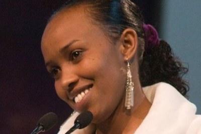 Nairobi Star reporter Fatuma Noor.
