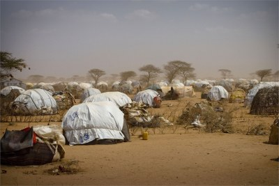 Dadaab refugee camp (file photo).