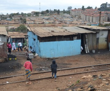 Kibera Group Combats Waterborne Diseases