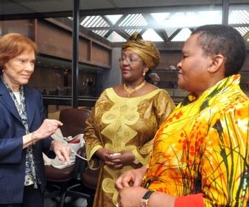 African First Ladies Meet to Empower Women