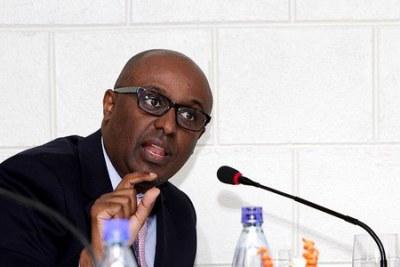 Abebe Aemro Sélassié, Directeur du Département Afrique du FM