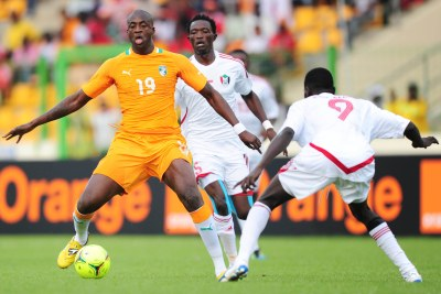 African Footballer of the Year Yaya Touré will join Cote d'Ivoire's World Cup squad.