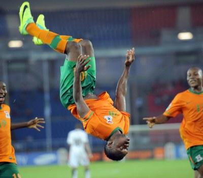 FIFA's Top 10 African National Football Teams