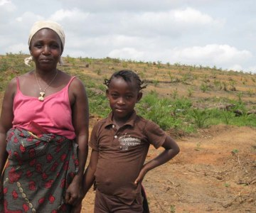 Plantation Blues in Liberia