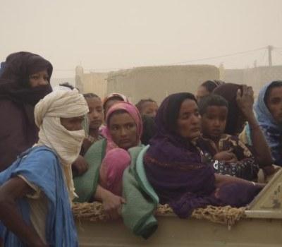 Les réfugiés maliens du camp de Fassala