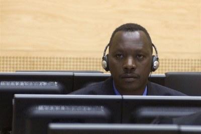 Thomas Lubanga Dyilo à la CPI