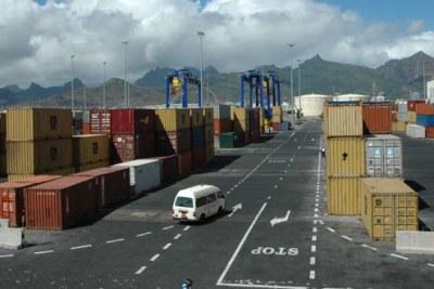 (Photo d'illustration) Port en Ile Maurice