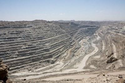 Uranium mine (file photo).