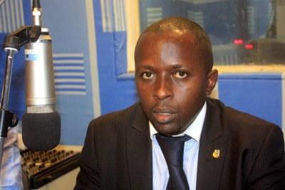 Le secrétaire général de l'Union pour la démocratie et le https://allafrica.com/img/static/icons/move-all.pngprogrès social (UDPS) Jacquemin Shabani