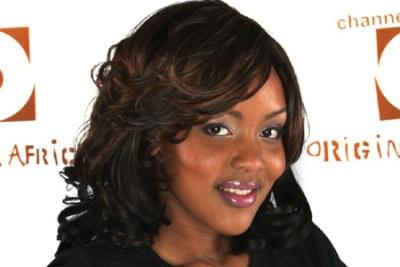 Kenyan actress Lizz Njagah