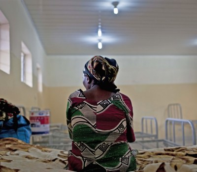 Sexual Violence on The Rise in Eastern DRC