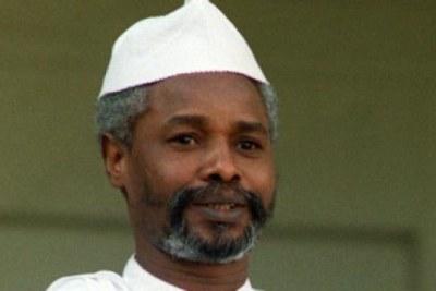Former president of Chad, Hissene Habre.