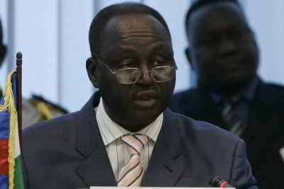 (Photo d'archives) - François Bozizé, Président de la Centrafrique