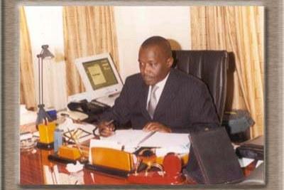 Ousmane Masseck Ndiaye