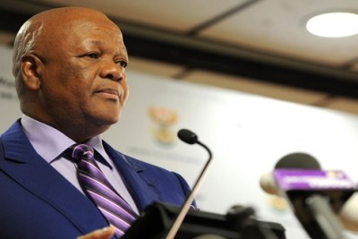 Minister of Justice and Constitutional Development Jeff Radebe (file photo).