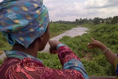 Oil Spills Devastate Niger Delta