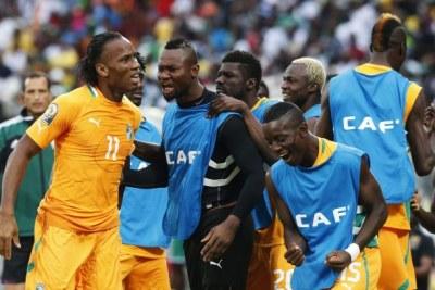 La Côte d'Ivoire obtient difficilement son ticket pour Brésil 2014