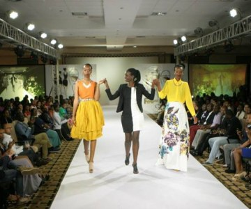 African Fashion on Show in Kigali