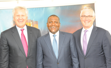 GE and Dangote to Partner on Power Projects in Africa