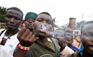 central african republic home allafrica com