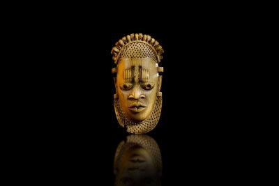 Benin mask.