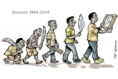 20 ans après le génocide, un temps de réflexion pour les Rwandais