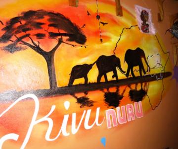 A Goma, de l'art africain pour les Africains