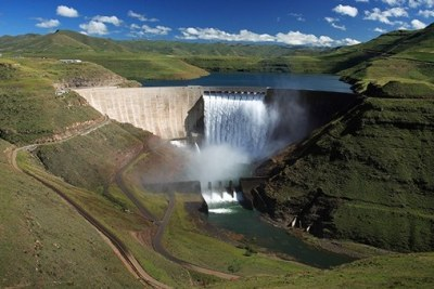 What's at stake for South Africa as the Basotho struggle to overcome their political differences - water from the Maluti Mountains for South Africa's industrial heartland.