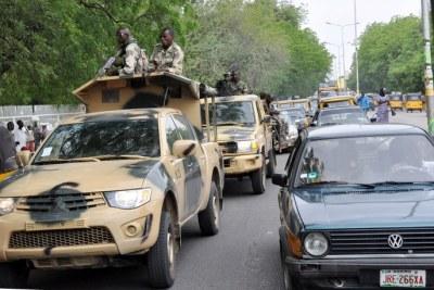 Nigerian army (file photo).