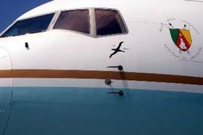 Albatros, avion présidentiel camerounais.
