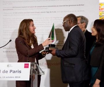 2014 Gates Vaccine Innovation Award Winner