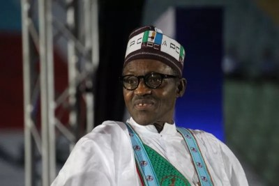 Muhammadu Buhari, has emerged the presidential candidate of the All Progressives Congress, APC.