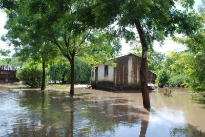 Inondations au Malawi