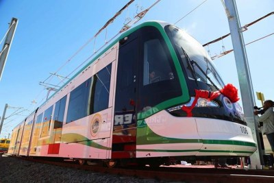 Addis Ababa's light rail system speaks to the country's economic development.