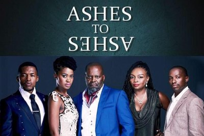 eTV's new soapie Ashes to Ashes.