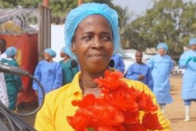 Ebola survivor Beatrice Yardola was one of Liberia's last Ebola patients. There could have been many fewer deaths with better national and global responses.