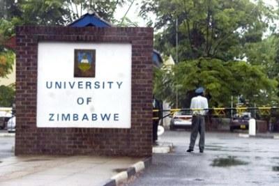 University of Zimbabwe.