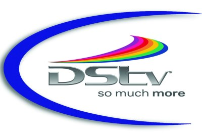 DSTV logo.