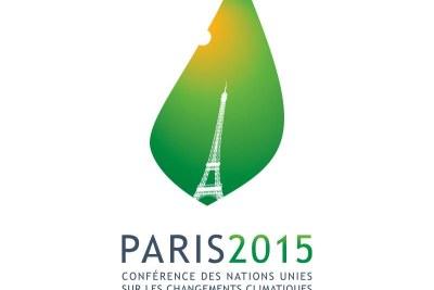 Logo 21e conférence des Nations unies sur le changement climatique (COP21).