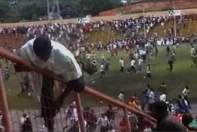 Massacre du 28 septembre 2009 à Conakry
